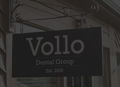 Vollo Dental Group Sign