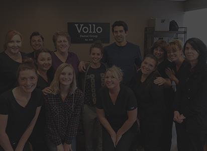 The Vollo Dental Group team