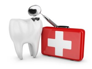 dental emergency tooth